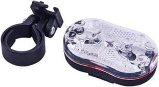 LED Bicycle Front Light - AMTECH S1823